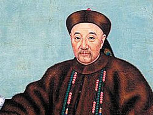 (原创)七律.中国历史上的十大商人之胡雪岩 - 斯弄哲亘享英 -               斯弄哲亘享英